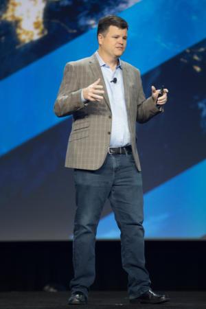 Cisco SVP Scott Harrell
